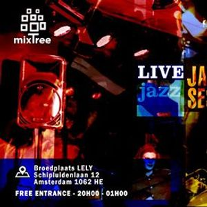 MixTree Live Jam Session with Surprise Guest & Sicilian Food