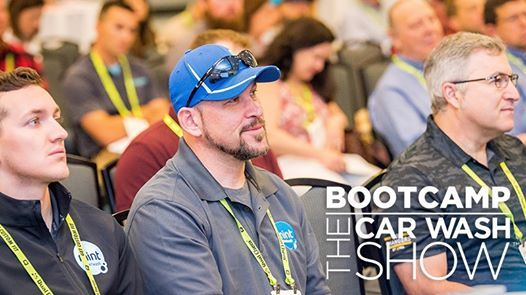 Car Wash Show 2020.Exhibitor Bootcamp The Car Wash Show 2020 At Henry B