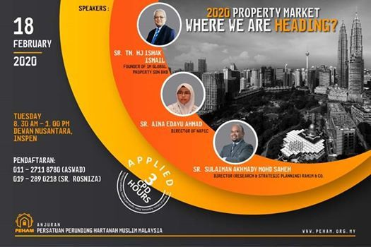 FORUM 2020 PROPERTY MARKET- Where We Are Heading