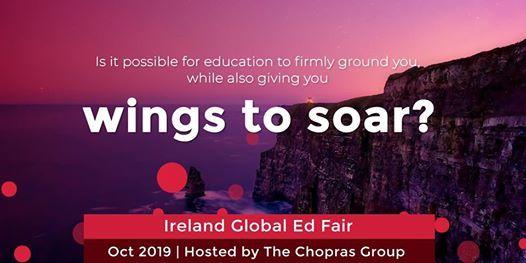 Ireland Global Ed Fair 2019 In Chennai Hosted by The Chopras