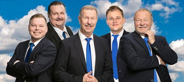 Lasse Hoikka ja Souvarit - Matka jatkuu