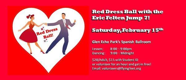 Red Dress Ball with Eric Feltens Jump Seven - 215