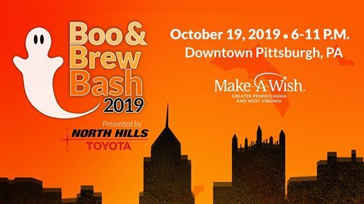 Boo & Brew Bash 2019 presented by North Hills Toyota