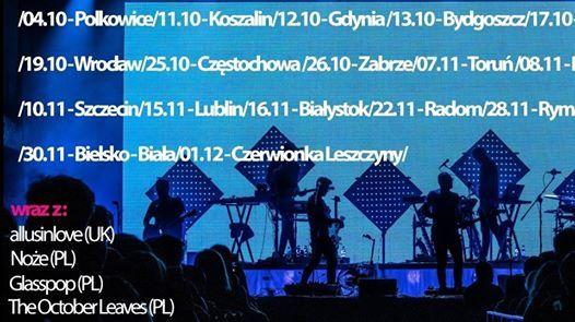 Happysad 18 Tour  Biaystok