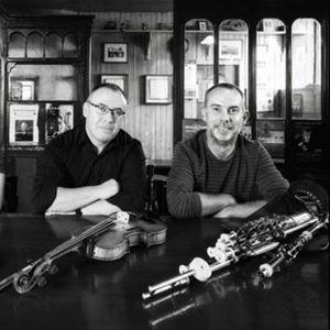 Trad Connections - Leonard Barry Declan Folan & Shane McGowan