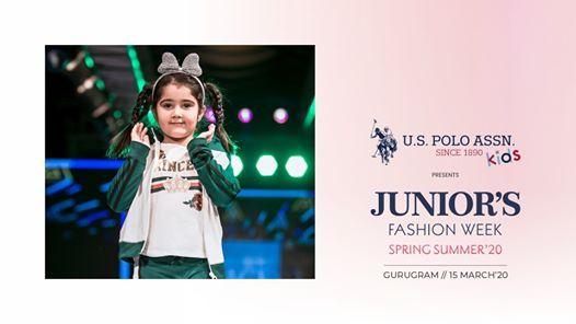 US Polo Assn. Presents Juniors Fashion Week  SS20 Gurugram