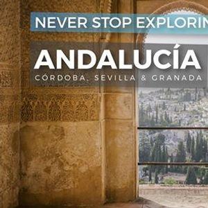 Andalucia 2 - Granada Sevilla & Cordoba
