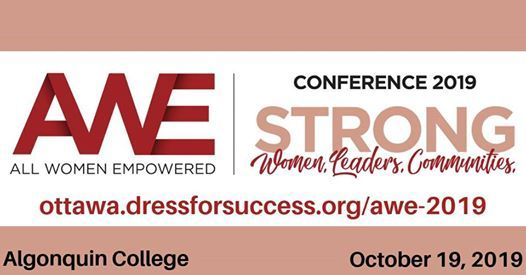 All Women Empowered Conference 2019