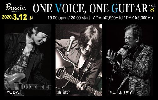 One Voice One Guitar vol.8