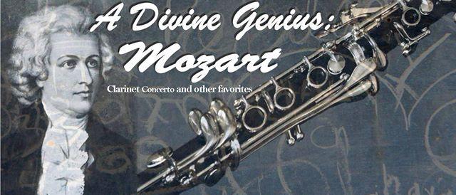 A Divine Genius Mozart - Warren Symphony Orchestra