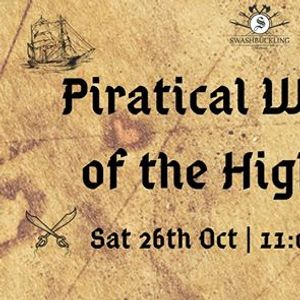 Piratical Weapons of the High Seas