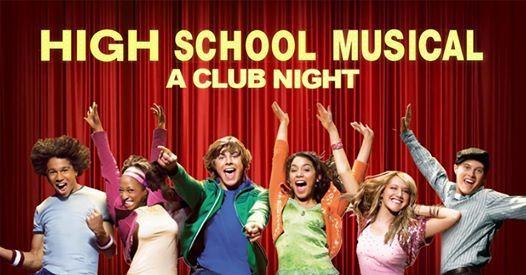 High School Musical A Club Night
