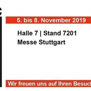 Schweisstec Stuttgart Halle 7 Stand 7201