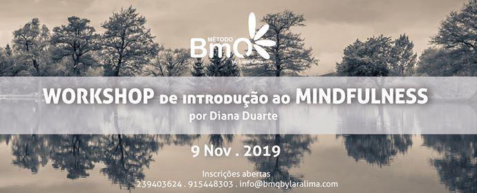 Workshop de Introduo ao Mindfulness  por Diana Duarte