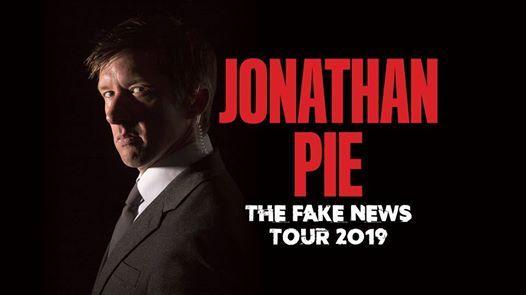 Jonathan Pie the Fake News Tour
