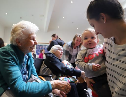 Intergenerational Playgroup at Glenview