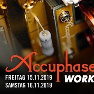 ACCUPHASE Workshop im AUDITORIUM Hamm