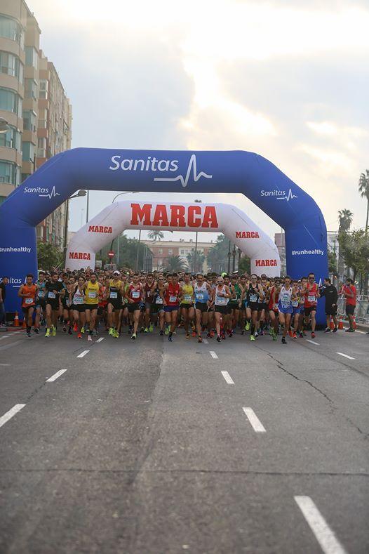 Sanitas Marca Running Series Valencia