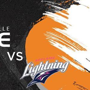 JCU Townsville Fire VS Adelaide Lightning