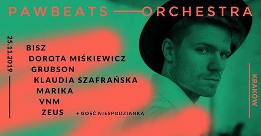 Pawbeats Orchestra  Krakw