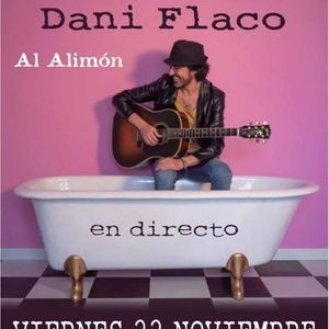 Dani Flaco - Concierto Valencia