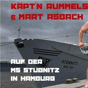 Kptn Rummelsnuff & Maat Asbach  Support Mark Boombastik