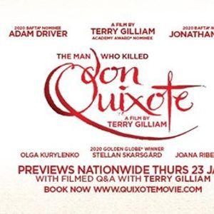 Warwick - The Man Who Killed Don Quixote