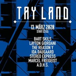 TRY LAND with Bart Skils Layton Giordani The Reason Y & more