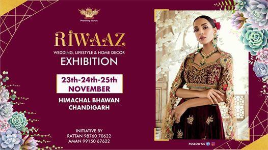Riwaaz Fashion Lifestyle & Home Decor Exhibition.
