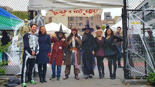 Scary Bazaar - Halloween Special