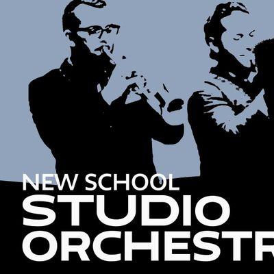 New School Studio Orchestra Concert with Ryan Truesdell Director