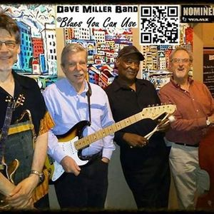 Dave Miller Band to Perform at the MOTOR Restaurant