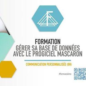 Mascaron  Communication Personnalise (8H)