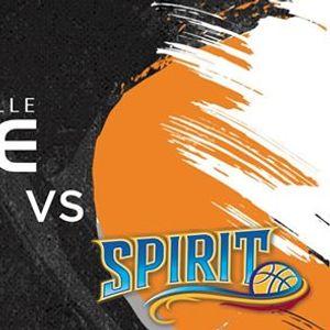 JCU Townsville Fire VS Bendigo Spirit