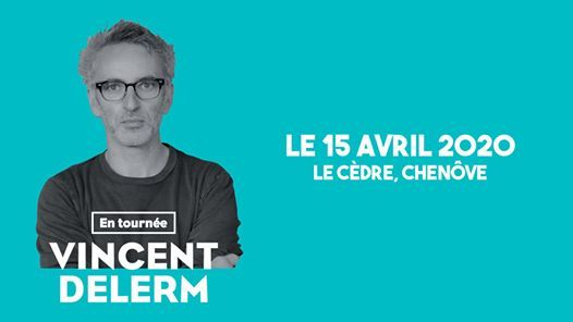 Vincent Delerm  DijonChenve