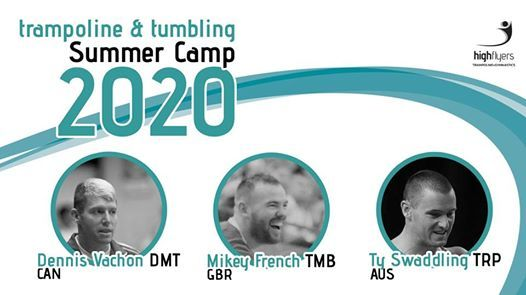Gymnastics Summer Camps 2020.2020 Trampoline And Tumbling Summer Camp At High Flyers