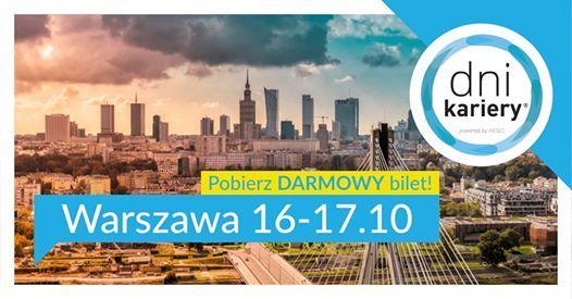 Dni Kariery  Warszawa
