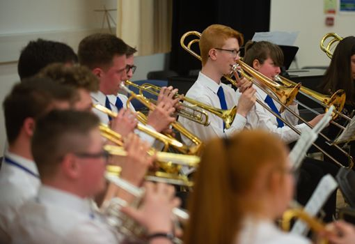 Moray Music Centre Junior Spring Concert