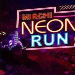 Mirchi Neon Run 2020 Indore