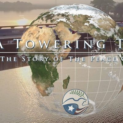 A Towering Task The Story of the Peace Corps