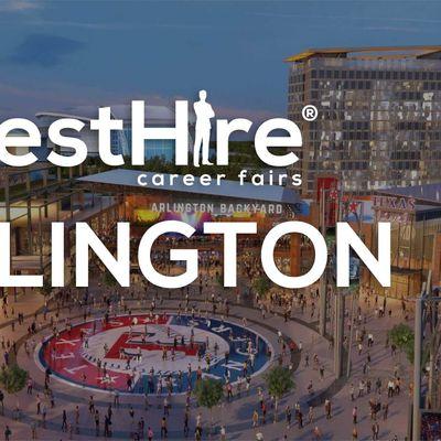 Arlington Job Fair August 20th -Holiday Inn Arlington Rangers Ballpark