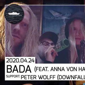 BADA feat. Anna von Hauswolff  support Peter Wolff