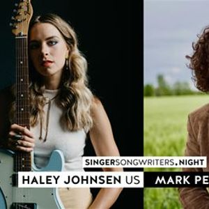 Haley Johnsen & Mark Peters  LIVE