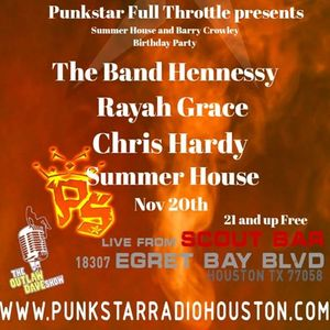 The Band Hennessy With Rayah Grace Chris Hardy And Summer House