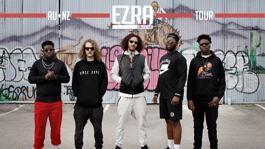 Ezra Collective (UK) - Melbourne