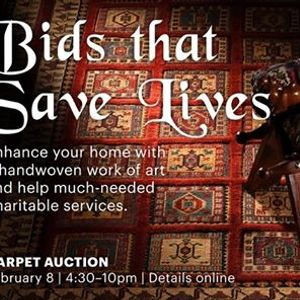 TAC Womens Group Carpet Auction benefiting TELL