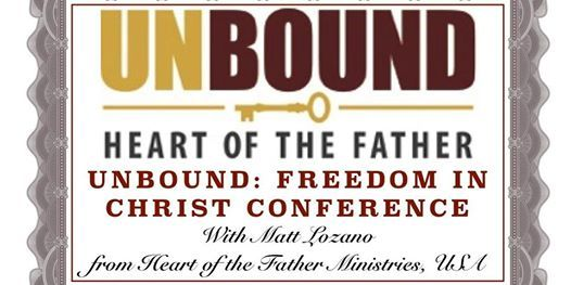 2 Day UNBOUND FREEDOM IN CHRIST CONFERENCE - Sheffield