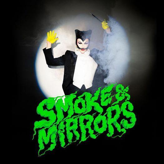 Sasha Velours Smoke & Mirrors