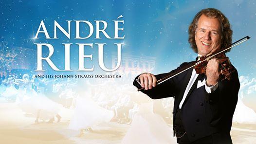 Andre Rieu & His Johann Strauss Orchestra
