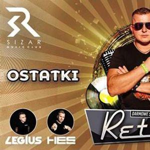 Retro Ostatki - DJ Drum - Sobota 22.02.2020